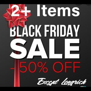 🌹🌹Black Friday Sales Event 50% 2+ Items 🌹🌹🌹